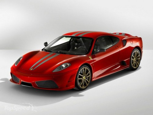 Ferrari gandeste hibrid!1216