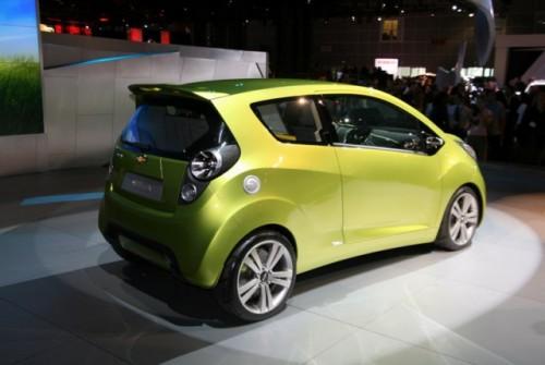 GM ar putea lansa modelul Chevrolet Beat mai devreme de 20121214