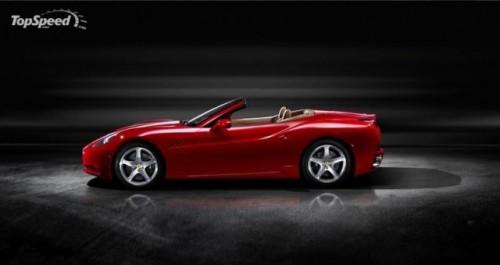 Ferrari California - in Romania din toamna1194