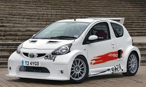 Toyota - Pregatita sa faca show de neuitat!1187