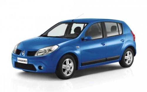 'Porti deschise' in reteaua Dacia pentru prezentarea modelului Sandero1178