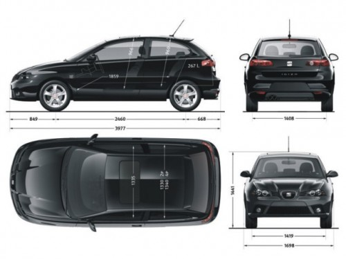 Noul SEAT Ibiza obtine 5 stele la testele EuroNCAP1177