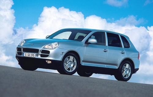 Varianta Diesel al lui Cayenne se va lansa in 20091168