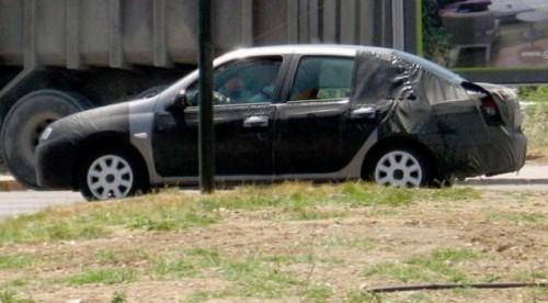 Dacia lucreaza la un nou sedan de clasa medie1143