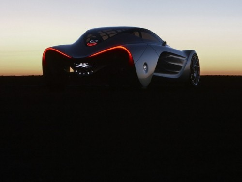 Mazda Taiki - Armonie cu mediul inconjurator1071