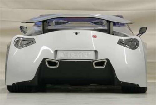 Faster One - Cu viteza luminii1064