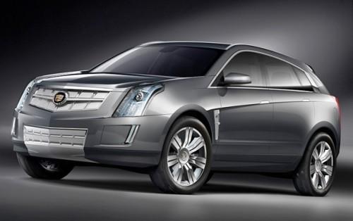 Cadillac Provoq - Un SUV verde1048