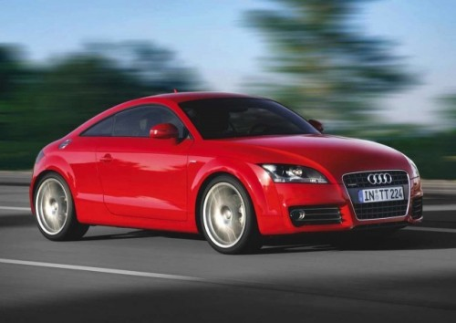Audi TTS si TT TDI -  Revigorarea liniei1038