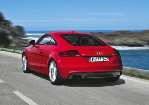 Audi TTS si TT TDI -  Revigorarea liniei1039