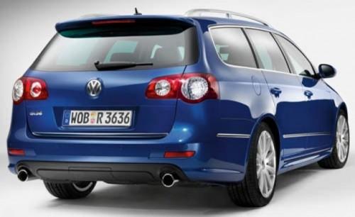 VW Passat R36 - Sportivitate stilata1033