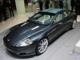 Aston Martin Rapide - La jugulara Porsche1020