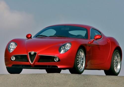 Alfa 8C Competitzione - Supermasina italiana987