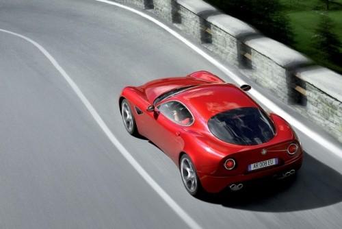 Alfa 8C Competitzione - Supermasina italiana989