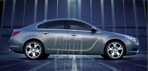 Primele imagini cu Opel Insignia 2009931