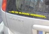 EU NU BLOCHEZ INTERSECTIA!919