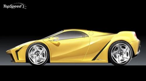 Lamborghini Ferruccio Concept898