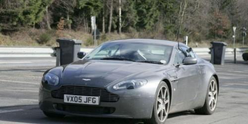 Aston Martin Vantage RS - Fortarea limitelor...893