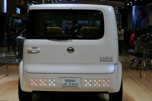 Nissan Cube - Ruta electrica!870