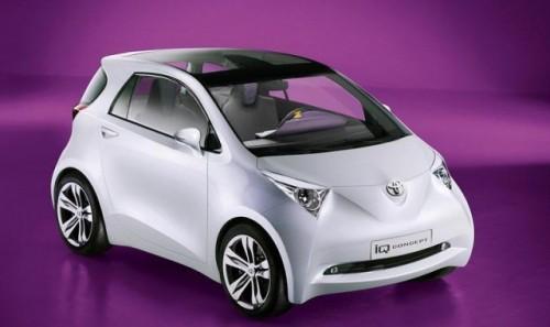 Toyota iQ - Nu judecati dupa aparente!859