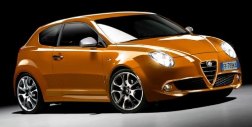 Alfa Romeo MIto - Adversarul MINI!843
