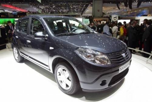 Dacia Sandero - Razboiul preturilor!833