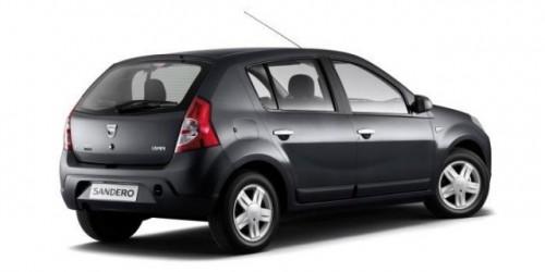 Dacia Sandero - Razboiul preturilor!834