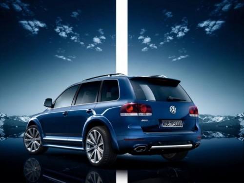 Volkswagen Touareg R50 - Performanta la scara mare813