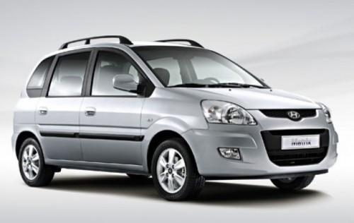 Hyundai Matrix - Un lifting facial Hi-tech!802