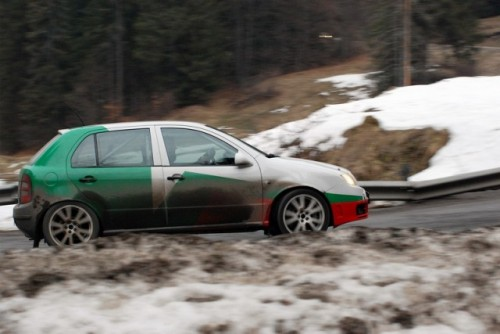 Skoda Fabia RS ia startul in Campionatul de Raliuri al Romaniei 2008788