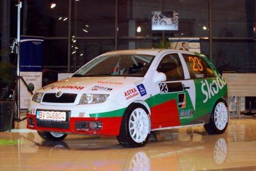 Skoda Fabia RS ia startul in Campionatul de Raliuri al Romaniei 2008789