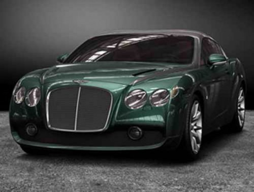 Bentley Continental - Atingerea italiana!758