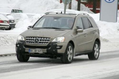Mercedes clasa M - Un succes in devenire!715