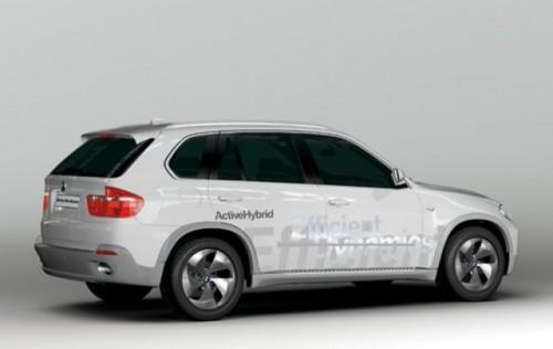 BMW X5 Vision - O palma pentru critici!704