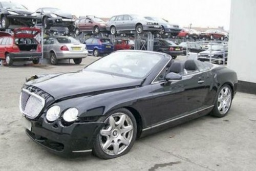 Bentley - Succesul