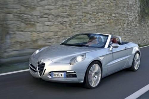 Alfa  Duetto - Tinta? Mazda!678