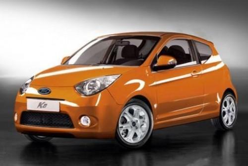Noul Ford Ka - Sfarsitul lui Fiat 500 ?645