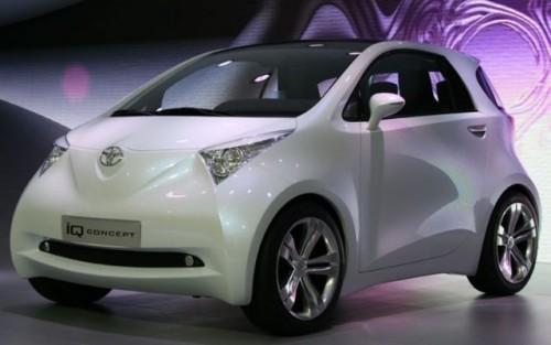 Toyota IQ - Inteligenta pe sosele598