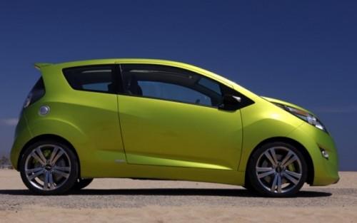 Chevrolet Beat - Noul Matiz?583