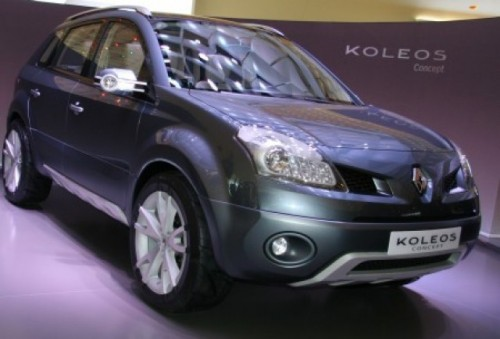 Renault Koleos - Era Mini-SUV-urilor...567