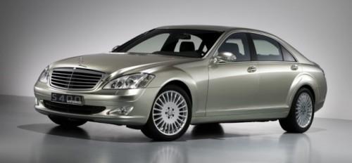 Mercedes S400 - Decriogenarea unui hibrid555