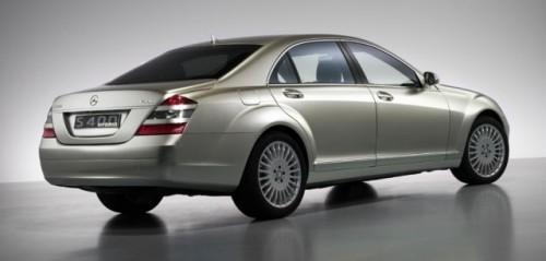 Mercedes S400 - Decriogenarea unui hibrid556