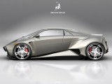 "Lamborghini Embolado – ""Sageata viitorului""531"