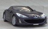 Peugeot trece granita prin noul Coupe Bella467