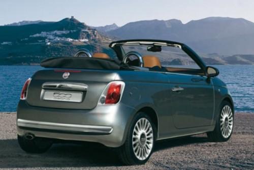 Fiat da jos palaria noului model 500!450