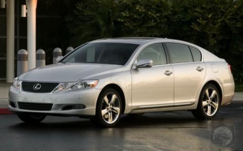 Lexus GS - Faceliftul miraculos!447