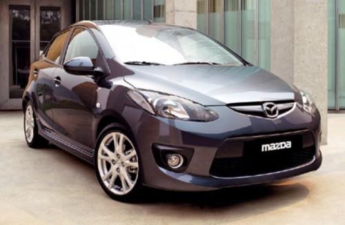 Noua Mazda: 3 > 5?438