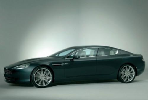 Aston Rapide - numele ii spune totul421