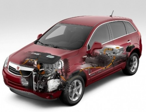 Vauxhall face o dezvaluire