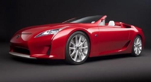 Lexus LF-A Roadster - Copilul Elegantei si al Performantei392