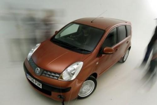 Nissan Note - povestea unui lifting361